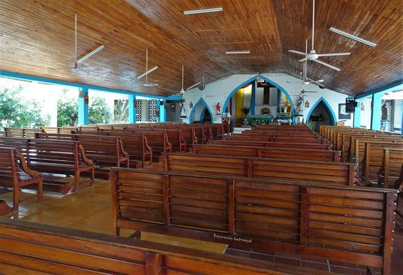 ....dem offen Kirchenraum....