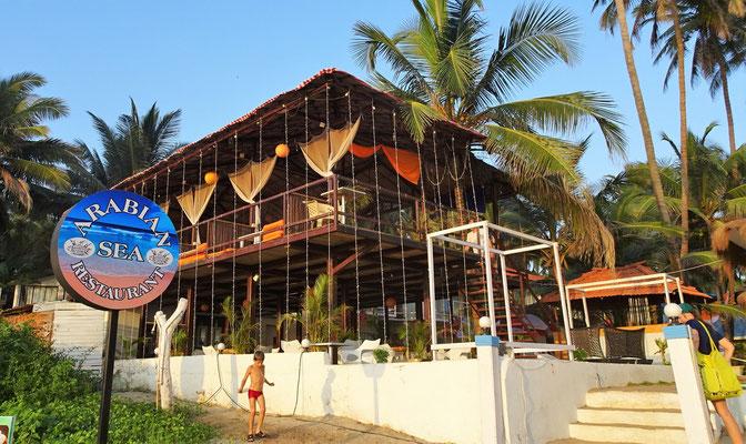 ..dem Arabian See Restaurant.