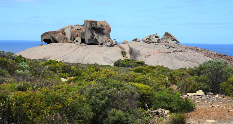 ...Remarkable Rocks.