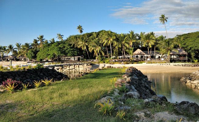 Das First Landing Resort.....