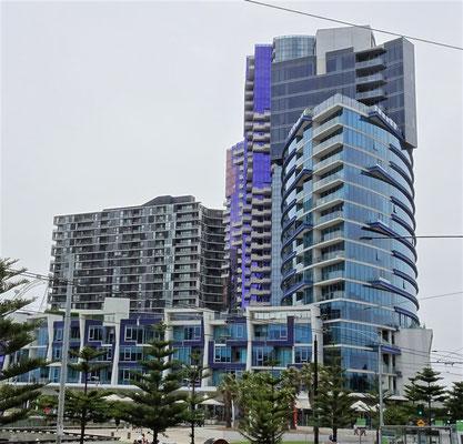 Die speziellen Gebäude.....