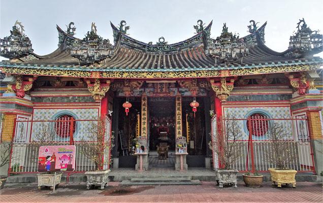 Der Chinesische Tempel in Sa Dec.