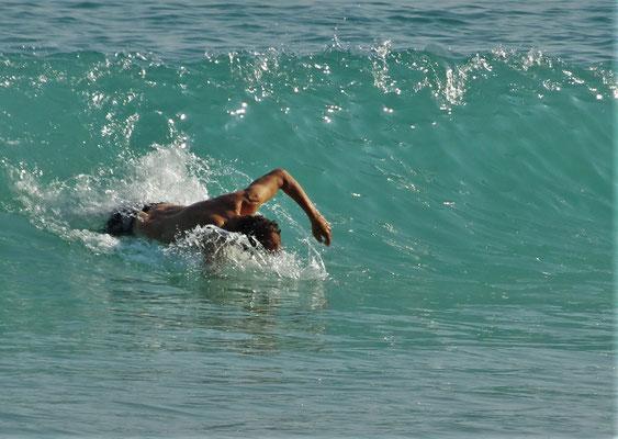 ....Wellen und das....