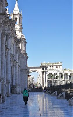 Die Kathedrale kann....
