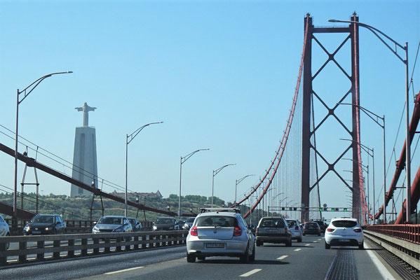 Wir verlassen Lissabon nach 3 Monaten.