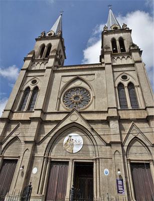 Die Kirche Merced.....