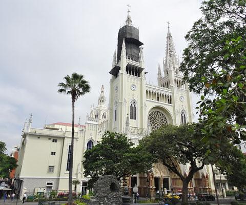 Die Kathedrale mit....