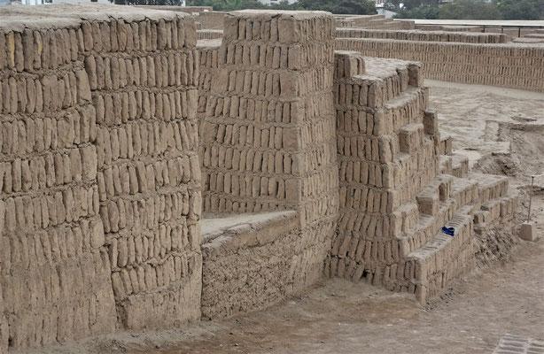 ......die vor den Inkas lebten.