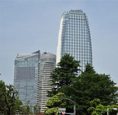 .....Zentrum von Tokio.