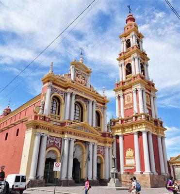 Die Kirche San Franzisco die.....