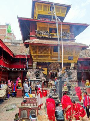 Der Tempel Bhagvan Bahal