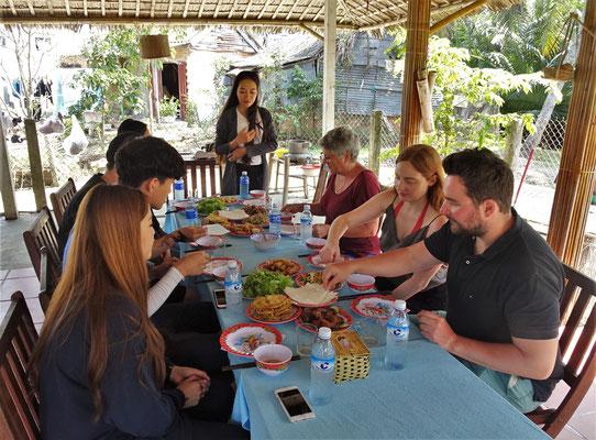 Vietnamesisches Essen.