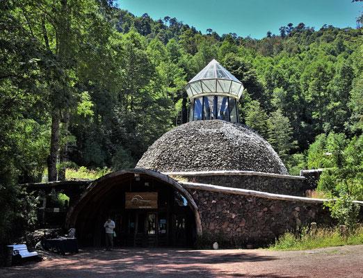 .....Vulkanmuseum.