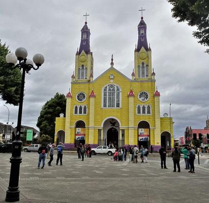 Die Heilige Franziskus Kirche in Castro.