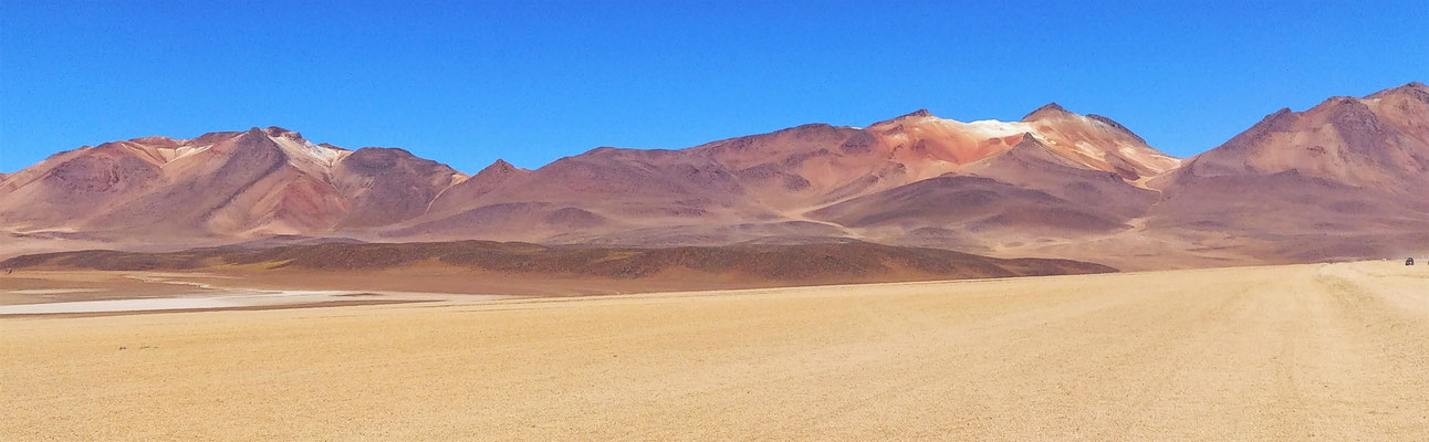 .....zur Salvador Dali Wüste.....