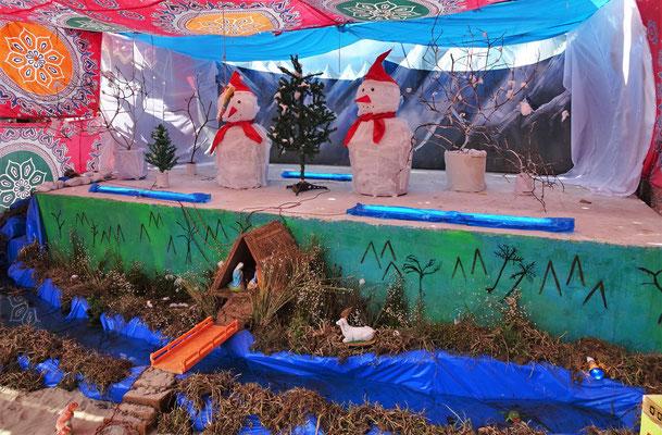 Die Schneemänner von Patnem...