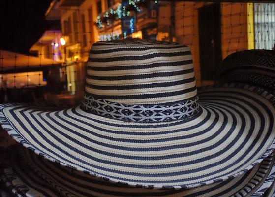 Der typische Sombrero dieser Gegend.