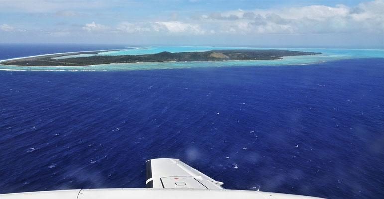 ....auf die Insel mit....