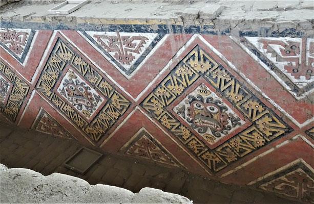......die in den Jahrhunderten der Moche Kultur.....