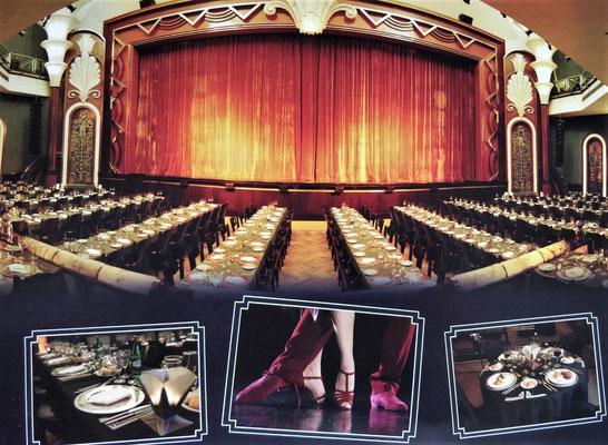 .....im Tango Porteno Theater.