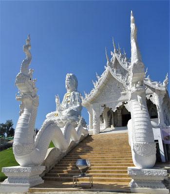 Der Tempel.....