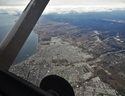 Punta Arenas....