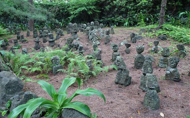 Der Steinmännli Garten.