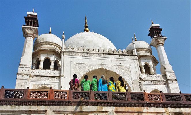...kleiner Taj Mahal genannt wird.