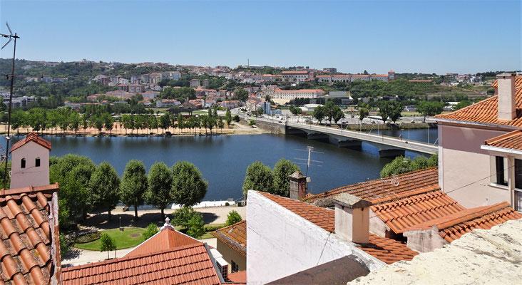 .......den Fluss Mondego.