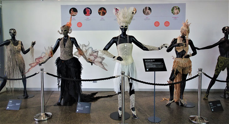 Fantastische Kostüme....