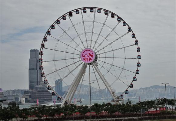 Das Riesenrad.....