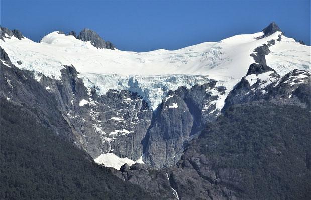 .....und dem Gletscher.
