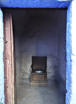 ....und WC.