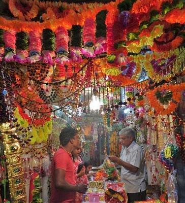 ...Diwali Fest (auch das Fest des Lichts)...