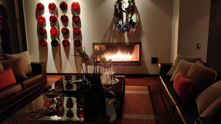 .....der schönen Wohnung von Frida.
