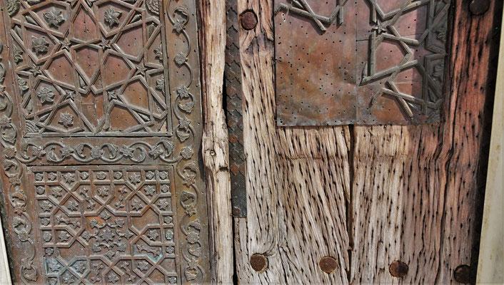 Die Türe mit den feinen...