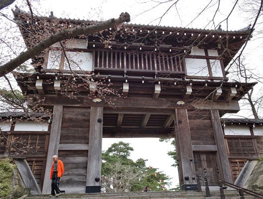 Die Senshu Burg.....