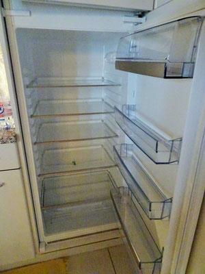 Gähnende leeeeere im Kühlschrank