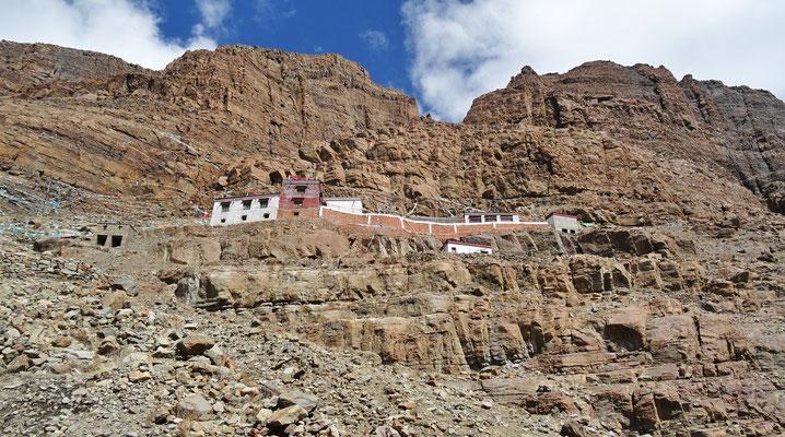 ...das Kloster Quchu