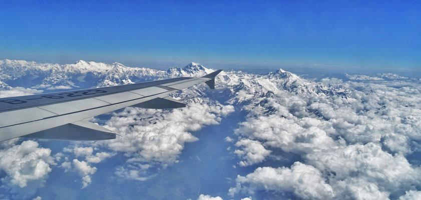 ....der Himalaya.