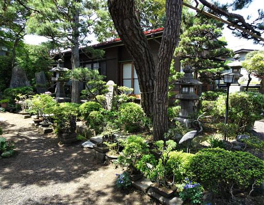 .....unser Japanisches Häuschen....