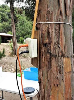 Elektrische Installation....