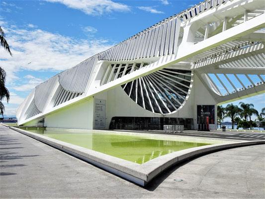 ......des Architekten Calatrava ist......