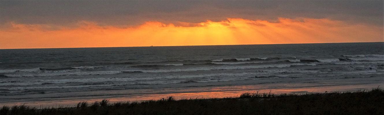 Sonnenuntergang von....