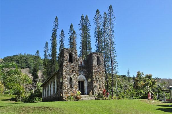 Diese kleine Kirche.....