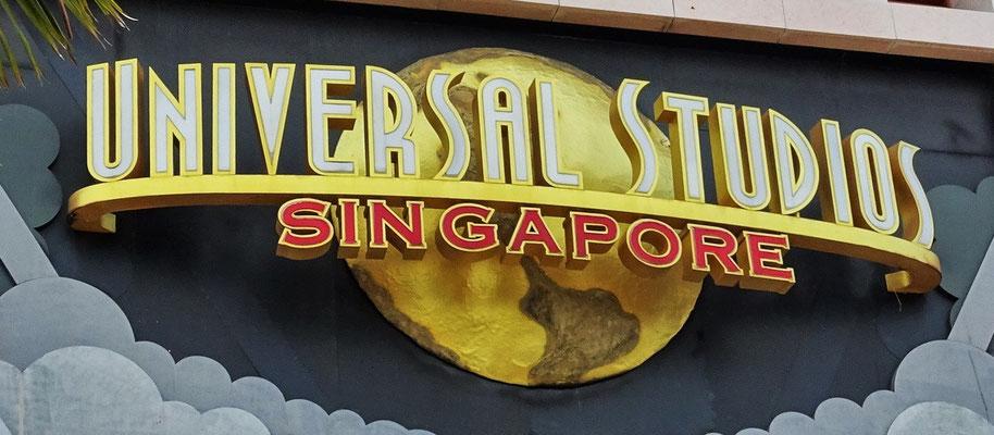 Die Universal Studios....