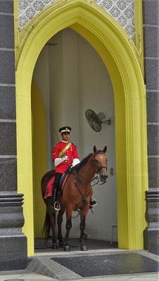 Königspalast und....