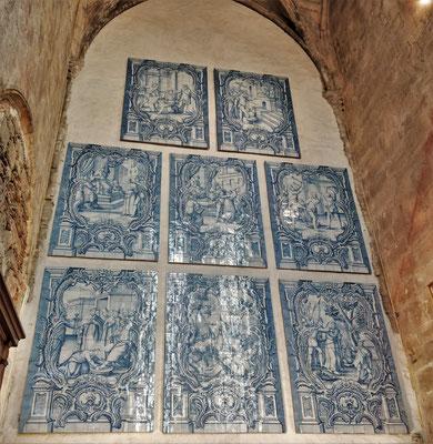 Der Wiederaufbau wurde 1834 gestoppt.