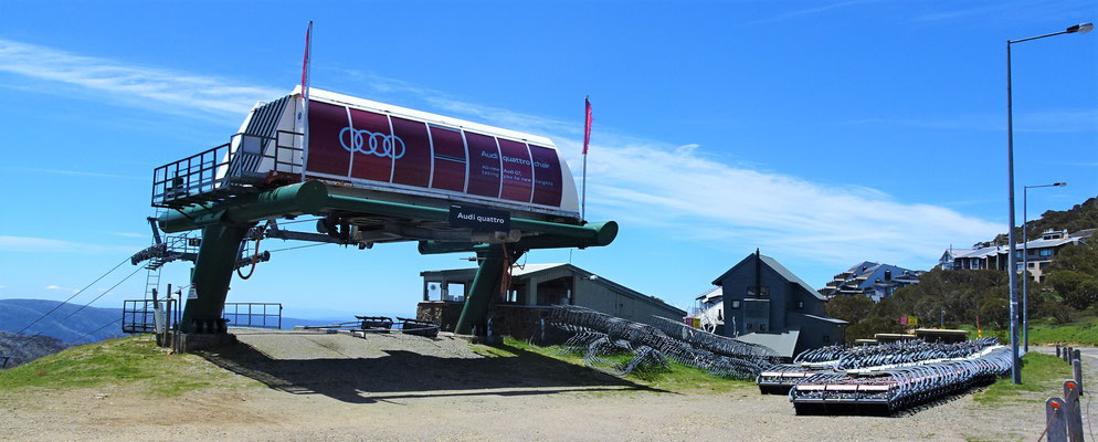 Hier kann man auch Skifahren