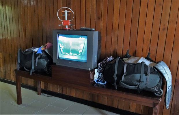 Das neuste TV Modell.